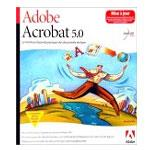 Adobe Acrobat (v5.0) Win / Disk Set (only With TLow Profile)