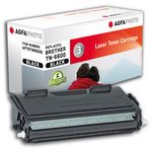 Toner Cartridge Black 6000 Pages (tn-6600)