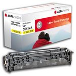 Toner Cartridge Yellow 2600 Pages (ce412a)