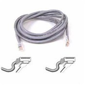 Patch Cable - Cat5e - utp - Snagless - 10m - Grey