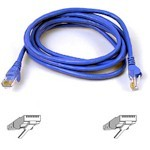 Patch Cable - CAT6 - utp - Snagless - 5m - Blue