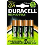 Batteries Aa 4 Pack - Hr6-b