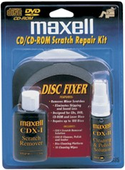 Cd/ Cd-rom Cd-335 Scratch Repair Kit