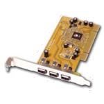 Firewire Adapter 3 Port 1394 Pci