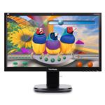 Monitor LCD 23.6in Vg2437smc 1080p 3000:1 250cd/m2 6.9ms Vga DVI Dp