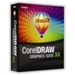 Coreldraw Graphics Suite X4 - Upgrade - Windows - English