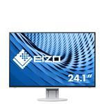 Desktop Monitor - FlexScan EV2457 - 24.1in - 1920x1200 (WUXGA) - White - IPS 5ms
