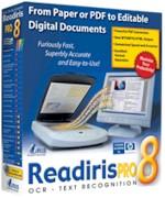Readiris Pro (v8.0) - Win