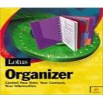 LOTUS ORGANIZER 6.0 Low Profile - New License  - 1 user - England