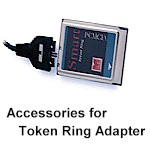 Token Ring Adapter - STP/UTP drop cable set for 2001 & 2003