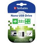 Store 'n' Stay Nano - 32GB USB Stick - USB 2.0 - Black