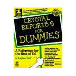 Crystal Reports 6 For Dummies (wolf, Douglas J. P: 384)