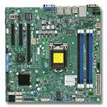 Motherboard X10SLM+-LN4F C224 DDR3 UATX 4XGBE 6XSATA VGA IPMI