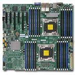 Motherboard X10DRI-LN4+ C612 DDR4 EATX 4XGBE 10XSATA VGA IPMI