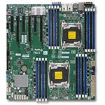 Motherboard X10DRI-T C612 DDR4 EATX 2XGBE 10XSATA VGA IPMI