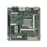 Motherboard X10SBA J1900 DDR3L MITX 2XGBE 6XSATA AUDIO