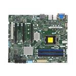 Motherboard X11SAT-F C236 DDR4 ATX 2XGBE 6XSATA VGA IPMI
