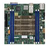 Motherboard X11SDV-8C-TP8F - FlexATX - Intel Xeon D-2146NT