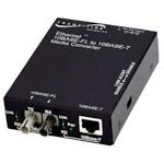 Media Converter 10bt Rj-45 100m To 10bfl Multimode St 2km