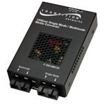 Media Converter Fast Ethernet/atm Single Mode Sc 20km To Multimode Sc 2km