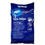 Cleaning Wipes (25) For Technology Equipment