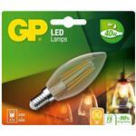 GP Lighting Filament Candle E14 4W (40W)  470 lm - 078128