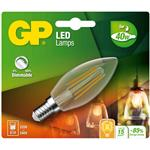 GP Lighting Filament Candle E14 5W (40W) DIMMable 470 lm - GP078166