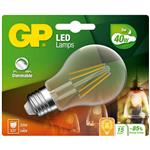 GP Lighting Filament Classic E27 5W (40W) DIMMable 470lm - GP078210