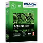 Panda Antivirus Pro 2009 1 Year 1 User