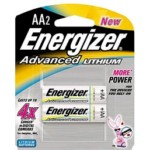 Alkaline Aa Battery 2pk