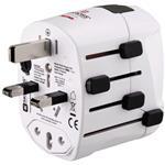 World Travel Pro World Travel Adapter Plug, 3 pins