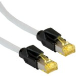CAT6a Patchcable Uc900/tm31 1m Gray