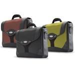Select Briefcase For Notebooks 15.6in/17in Charcoal/black