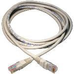 Patch cable - Cat 5e - Utp - Moulded - 2m - Grey