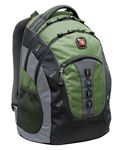 Notebook Case - Granite Backpack 15.4in Green
