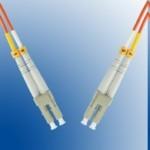 Optical Cable Lc/pc-lc/pc 50/125 Mm Dpxmultimode Duplex Om3 Lszh 5m