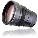 Lens Converter Hd 2200 Pro Le Plus Super Telephoto 2.2x Silver