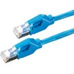Patch cable - CAT6 - S/stp - 1m - Blue
