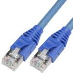 D-twyler S/ftp Cable Cat5e 10m Blue Am