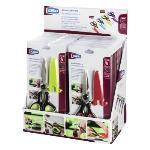 Universal Scissors, Assorted Colours, 24 Pieces In A Display Box
