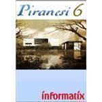 Piranesi V6 - Network License Upgrade From Piranesi V5.0 - 5+seats - Mac