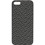 Ikins Weave Cover Apple iPhone 5/5s Silver