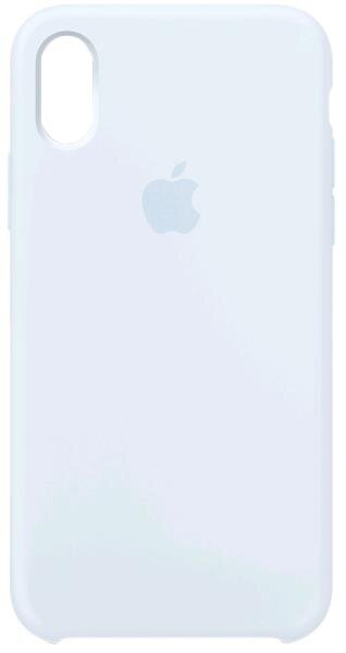 super popular 168b1 e9323 iPhone X Silicone Case - Sky Blue