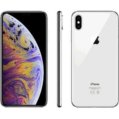 iPhone Xs Max - Silver - 256GB - 6 5in