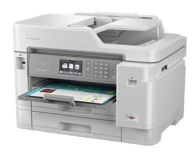 Mfc-j5945dw - Colour Multi Function Printer - Inject - A4 - USB / Ethernet  / Wi-Fi / Nfc