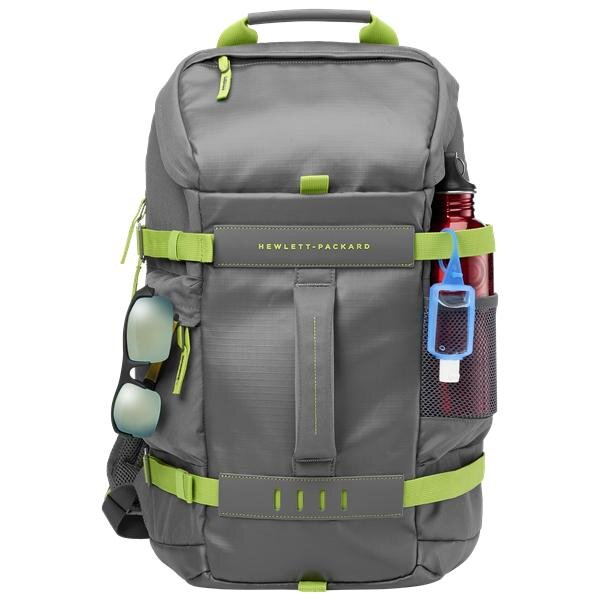 e2bab7900e HP Odyssey - 15.6in Notebook Backpack - Gray - L8J89AA#ABB - Redcorp ...