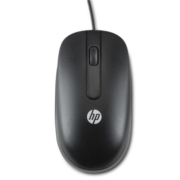 97b8c1897f8 HP HP USB Optical Scroll Mouse Black (QY777AA) - QY777AT - Redcorp ...