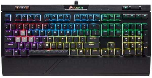 a8f5f646a6b CORSAIR Strafe RGB Mk.2 Mechanical Gaming Keyboard Cherry Mx Silent - Be  Layout. Redcorp# 96004145 Article# CH-9104113-BE. CORSAIR. 96004145_I2.jpg