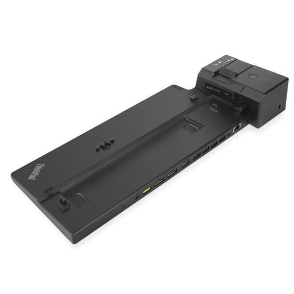 Docking Station ThinkPad Pro - 3x USB 3 1 / 2x USB 2 0 / USB-C / Gigabit  Ethernet / 2x DP - 135W AC Adapter Eu
