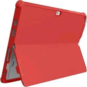 great fit b7633 0b80d Feather Hybrid Case For Surface 3 Red
